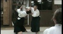 Aikido Mogi em Ibaraki-Shibu Dojo Iwama-Japão