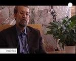 """euronews interview - Ali Larijani: """"Nous sommes devenus une puissance nucléaire pacifique"""""""