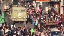 Al-Qassam Brigades Parade عرض كتائب القسام العسكري