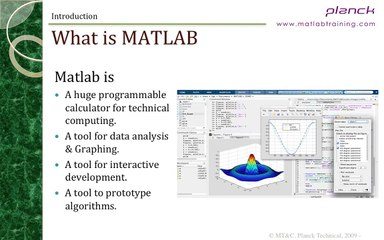 MATLAB Resource | Learn About, Share and Discuss MATLAB At Popflock com
