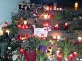 Tribute to Polish President Lech Kaczynski