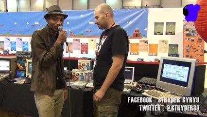 Interview de STAMBA aka David Bagel