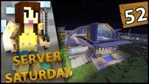 Minecraft SMP: Server Saturday 1.8 - Ep  27 - SERVER UPDATES!