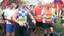 Le marathon du Mont-Saint-Michel 2015 au fil de la route