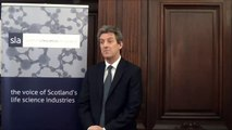 Bringing Life Sciences to Life - Overview of the industry in Scotland