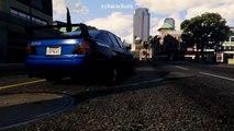 GTA 5 Fast & Furious 7 - Subaru Impreza WRX STi (Sedan) (Sultan) Car Build #15