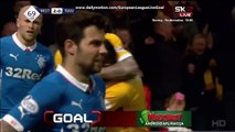 Lionel Ainsworth 2:0 | Motherwell - Rangers 31.05.2015 HD