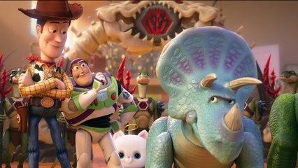 Toy Story El Tiempo Perdido2015 - 720p