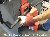 Rebar Cutting and Bending with Fascut FR-800-C