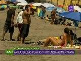 Arica: Abandonada ex Isla Alacrán, Utilizada Corte Haya Chile Perú