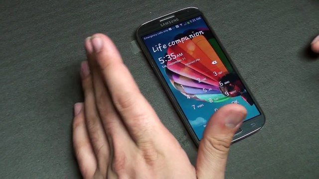 How to remove password or lock screen on Samsung Galaxy S4 T-Mobile, AT&T Verizon or Sprint