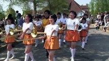 2015.4.26(日)・ブルーメンパレード「京都橘高等学校吹奏楽部