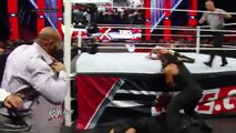 WWE Roman Reigns vs. Randy Orton- Raw, April 28, 2014