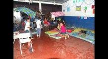 INUNDACIONES  EN EL SALVADOR , LLUVIAS  OCTUBRE 2011