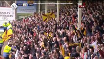 All Goals _ Motherwell 3-0 Rangers 31.05.2015 HD