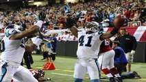 Carolina Panthers obliterate Atlanta Falcons 34-3, win NFC South