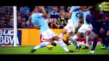Barcelona MSN Messi Suarez Neymar  Skills and Goals   Ultimate Football Skills 2015
