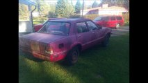 """Ford Taunus """"mk2"""" coupe 1.8 zetec project"""