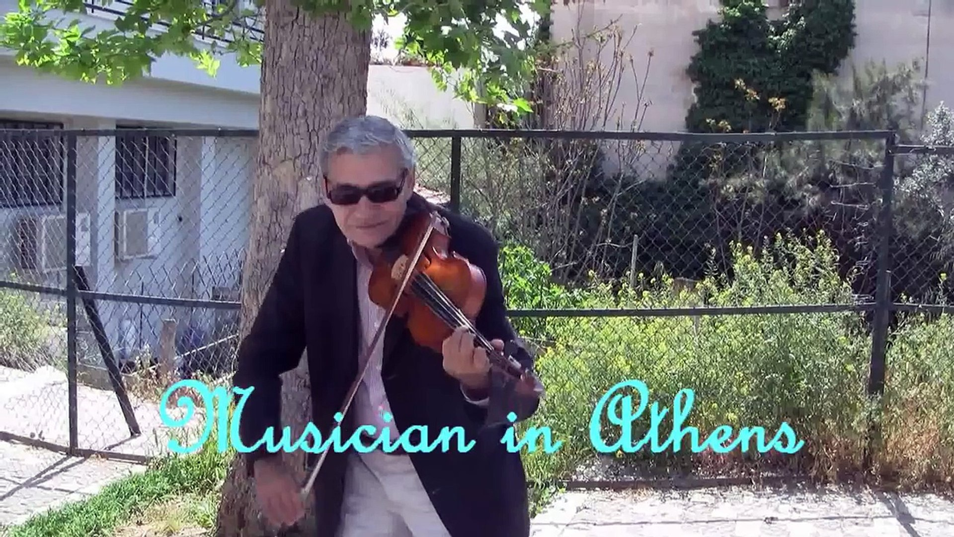 Musician Athens