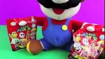 Super Mario Surprise Bags Blind Bag Toys Yoshi, Mario, Luigi Super Mario Brothers Video Ga