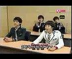 SHINee school- [funny] taemin key onew minho jonghyun.