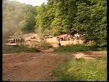Dirt Bike Back-Flip Wreck, 5-Points WV