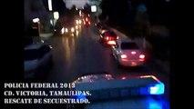 POLICIA FEDERAL RESCATA A SECUESTRADO