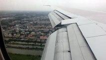 泰國Thailand - 降落Landing @ 曼谷Bangkok Suvarnabhumi 機場Airport
