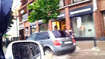 Дождик в Вильнюсе 12.07.2012