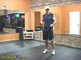 Resistance Bands Exercises For Back - Bent Over Rows