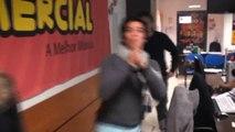 Ensaios (e enganos) da Música de Natal 2009 - Rádio Comercial!