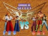 KOF Klub: King Of Fighters 96, 97 & 98: KROSS CHANGA!