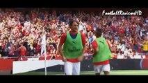 Alexis Sanchez Debut for Arsenal ~ Arsenal vs Benfica 5-1 Emirates Cup 2014