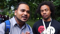 DJ Evangelist Supports rights of Toronto Street Preacher