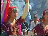 Wakhi Music - Tajik dance by tajik dancers @ Gulmit Gojal Hunza in 1994 @ wakhi culture show flv