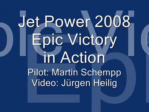 RC Epic Victory Jet (WP EPIC VICTORY)