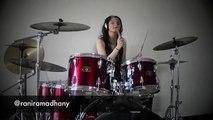 Jet Lag - Simple Plan (Drum Cover) - Rani Ramadhany