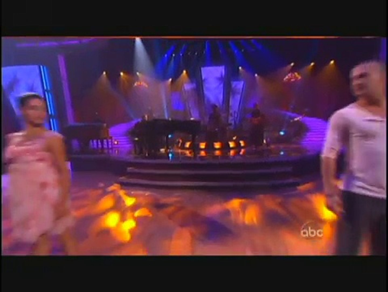 DWTS - John Legend & The Roots 2nd performance w/ Mark Ballas & Jeanine Mason