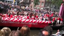Canal Parade Amsterdam 2009