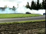 Ford Escort Cosworth WRC - awd drifting in worlds