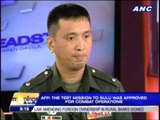 AFP sees no lapse in Marines' test mission in Sulu