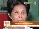 3 kids feared abducted in Bulacan