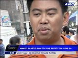 Makati plastic ban starts June 20