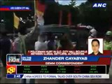 Scuffle erupts at QC hall; another cop hurt
