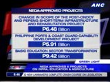 NEDA approves P76B development projects