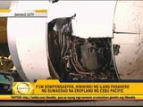 Passengers want P1M compensation each from Cebu Pacific