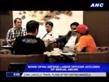 Some OFWs defend POLO officer accused of sexual abuse