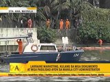 Pasig oil spill causes breathing difficulties