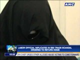 Middle East sex abuse allegations confirmed - DFA chief