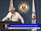 DFA chief holds lengthy meeting with heads of posts